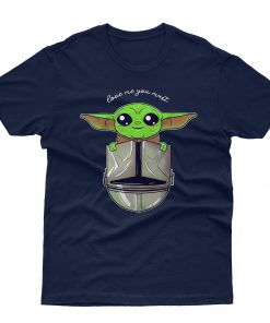 Baby Yoda Love Me You Must T shirt