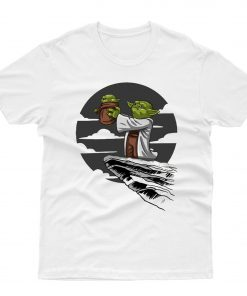 Baby Yoda Mandalorian-Star Wars Kawaii King T shirt
