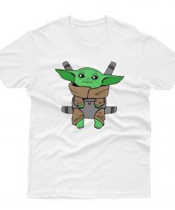 Baby Yoda Star War T shirt