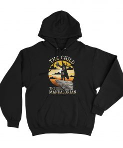 Baby Yoda The Child The Mandalorian Hoodie