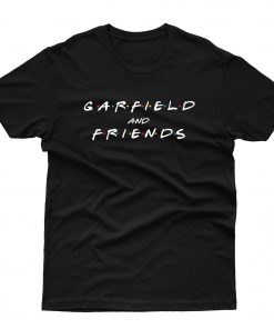 Garfield And Friends T shirt