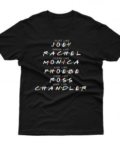 Joey Rachel Friends T shirt
