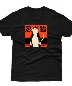 Neko Ninja 2 T shirt