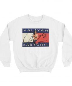 Baby Girl Aaliyah Sweatshirt