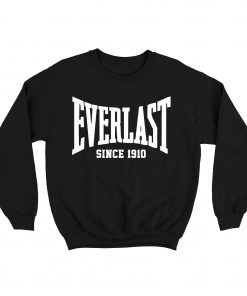 Everlast Since 1910 Black Sweatshirt