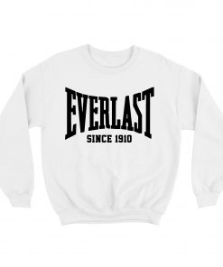 Everlast Since 1910 White Sweatshirt