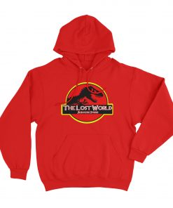 Jurassic Park The Lost World Hoodie