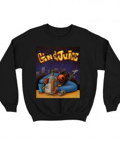 Snoop Dogg Gin And Juice Sweatshirt