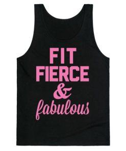 Fit Fierce & Fabulous Tank Top