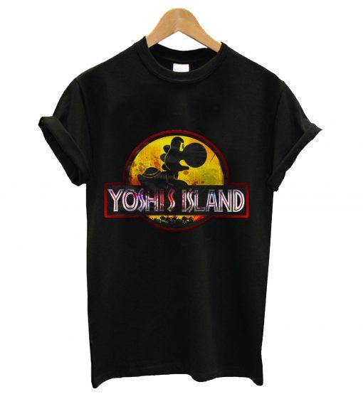 Yoshis island t-shirt