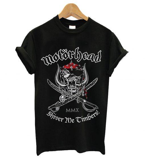 Motorhead shiver cimbers t-shirt