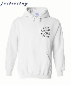 Anti Social Club Clothing Hoodie Cheap Custom