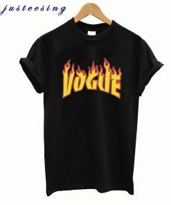 Vogue Thrasher Unisex T shirt