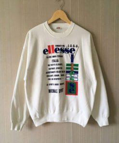 Ellesse 90's Casual Sweatshirt