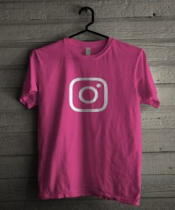 Instagram Logo T-Shirt