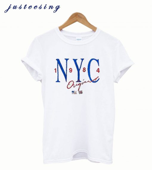 NYC 1984 Original T Shirt