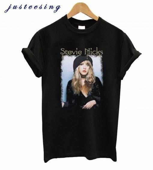Stevie Nicks Vintage Fleetwood Mac Female Singer T shirt