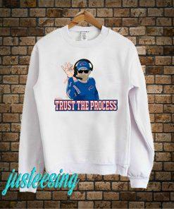 Trust The Process Head Coach Sweatshirt