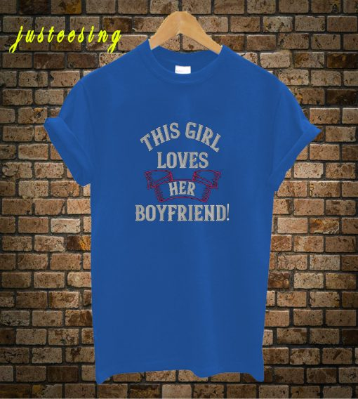 Womens Valentines Day T-Shirt