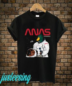 ANAS Duck Astronaut T-Shirt