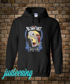 Blink 182 I Miss You Hoodie