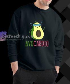 Avocardio Gym Workout Sweatshirt